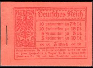 Dt. Reich, MH 9.2 A 2, s. Beschreibung (90007)