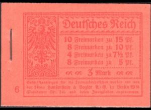 Dt. Reich, MH 10.1 A 2, s. Beschreibung (90009)