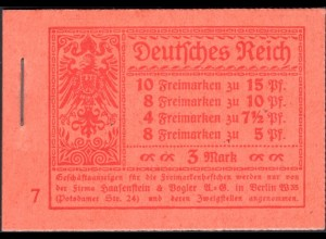 Dt. Reich, MH 10.2 B, s. Beschreibung (90012)